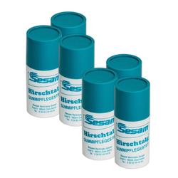 BigDean Dichtungsring Hirschtalgstift 25 ml Pflegestift für Gummidichtungen (6-St)