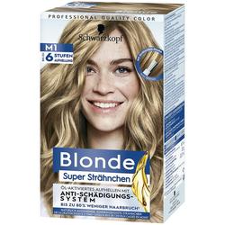 Blonde Strähnchen Haare Haarfarbe 102ml