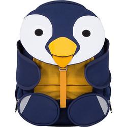 Kinderrucksack Große Freunde Pinguin blau/gelb