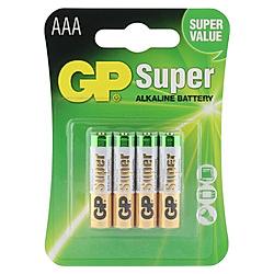 GP Batterien Alkaline AAA  4er-Pack