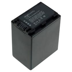 Akku wie Sony NP-FH100 / NP-FP90 für DCR-DVD, DCR-HC, DCR-SR, HDR Serien
