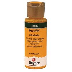 Rayher Allesfarbe Acrylfarben maisgelb 59,0 ml, 1 St.