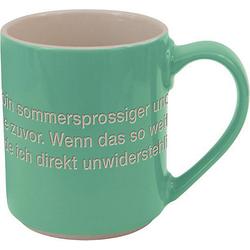 Astrid Lindgren-Helden: Becher Tasse grün