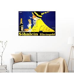 Posterlounge Wandbild, Söhnlein Rheingold 90 cm x 60 cm