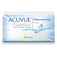 Acuvue Oasys 12er Pack / 8.80 BC / 14.00 DIA / +2.25 DPT