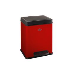 Wesco Ökosammler in rot, 2x 10 l