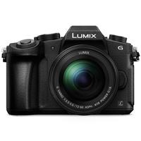 Panasonic Lumix DMC-G81M schwarz + 12-60mm F3,5-5,6 OIS ab 875.00 € im Preisvergleich