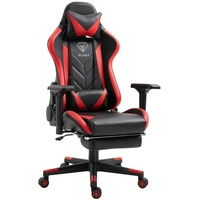 TRISENS Chefsessel, Gaming Stuhl 4D-Armlehnen Chair Racing Chefsessel Bürostuhl