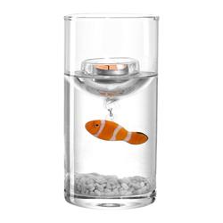 LEONARDO Kerzenhalter Mare mit Fisch
