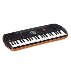CASIO Keyboard Mini-Keyboard SA-76, mit 44 Minitasten