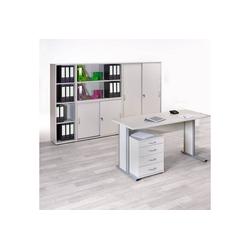 Lomadox Büromöbel-Set, (Spar-Set, 6-tlg)