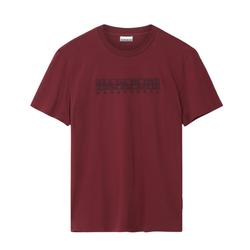 Napapijri Sebel SS - T-shirt - Herren Red S