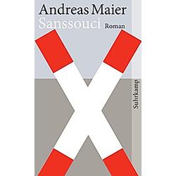 Sanssouci. Andreas Maier  - Buch