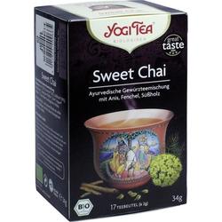 YOGI TEA SWEET CHAI BIO