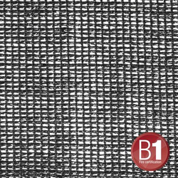Adam Hall Gaze Typ 202 Bühnenvorhang (B x H) 4m x 3m