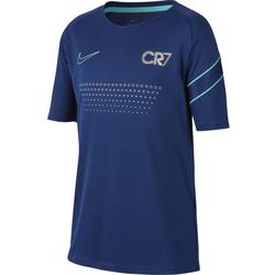 Nike Dri-FIT CR7 Big Soccer - Shirt Fußball - Kinder Blue M