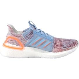 adidas Ultraboost 19 blue-multicolor/ white, 41.5
