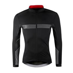 FORCE Fahrradjacke Bright, Winter Fahrrad Jacke 0°C to +10°C L