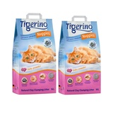Tigerino Nuggies Classic Babypuderduft 2 x 14 kg