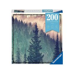 Ravensburger Puzzle Puzzle Wood, 200 Teile, Puzzleteile