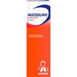 MUCOSOLVAN Saft 30 mg/5 ml 250 ml