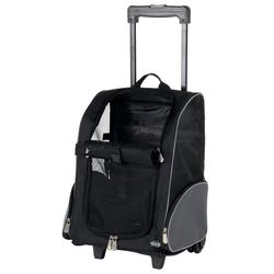 TRIXIE Trolley/Rucksack für Hund 32×45×25 cm