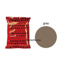 Ramsauer Fensterkitt 830 Leinölkitt 1.0 Kg Kleinpackung grau