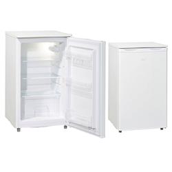 PKM Kühlschrank KS 105.0 T, 84.6 cm hoch, 50 cm breit, Standkühlschrank Vollraumkühlschrank 100 Liter