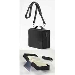 SchönfelderSkin in Farbe schwarz mit Buchstütze