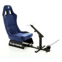 Playseat Evolution M PlayStation Edition Gaming Chair blau