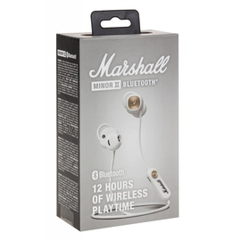 Marshall Minor II Bluetooth weiß