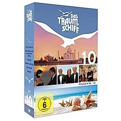 Das Traumschiff - Box 10 - DVD  Filme