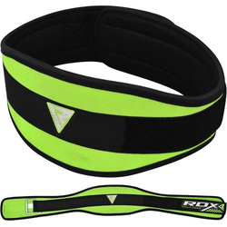 RDX 9C 6inches Gewichthebergürtel (Größe: S, Farbe: Grün)