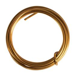 Rayher Draht Alu-Draht 2 mm, 2 m lang