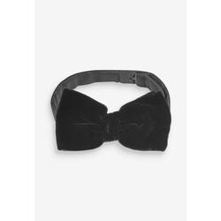Next Krawatte Samtfliege