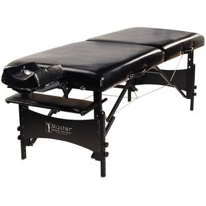 Master Massage 71cm Galaxy Mobil tragbar Massageliege Massagebett Massagebank Kosmetikliege (Standard)