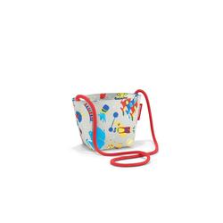 REISENTHEL® Umhängetasche Kinder-Umhängetasche minibag kids, Umhängetasche rot