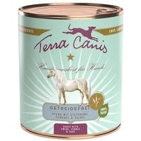 Terra Canis Sensitiv Pferd mit Steckrübe, Fenchel & Salbei 6 x 800 g