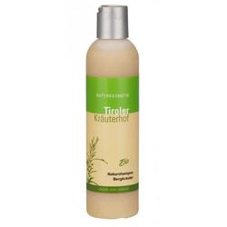 Tiroler Kräuterhof Naturkosmetik - Bio - Naturshampoo - Bergkräuter - 200 ml