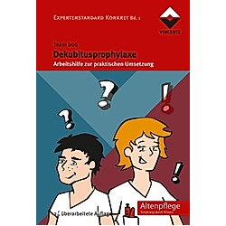 Dekubitusprophylaxe - Buch