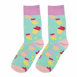 Wicked Sista Wicked Sista WS Cupcake Socks Gr. 35-40