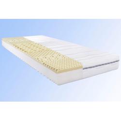 Komfortschaummatratze My Sleep Visko, BeCo EXCLUSIV, 18 cm hoch, Raumgewicht: 28, Komfort mit Viskoschaum-Topper inside 90 cm x 200 cm x 18 cm