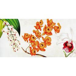 Deco-Panel REMY DELLAL / Botanik II