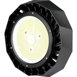 V-TAC VT-9-102 567 LED-Deckenstrahler 100W Kaltweiß Schwarz