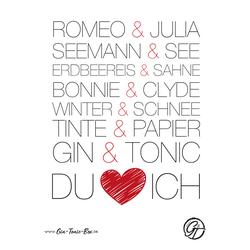 Gin Postkarte No.5