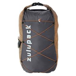 Zulupack Sportrucksack Packable Rucksack 17 waterproof 39 cm grau