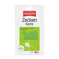 MOSQUITO Zeckenkarte 1 St