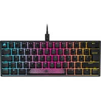 Corsair K65 Mini Tastatur USB Deutsch Schwarz