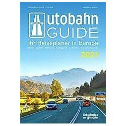 Autobahn-Guide 2021 - Buch
