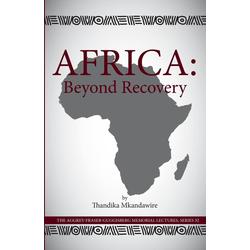Africa als Taschenbuch von Thandika Mkandawire